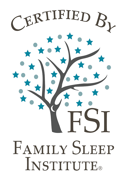 family sleep institute certification logo