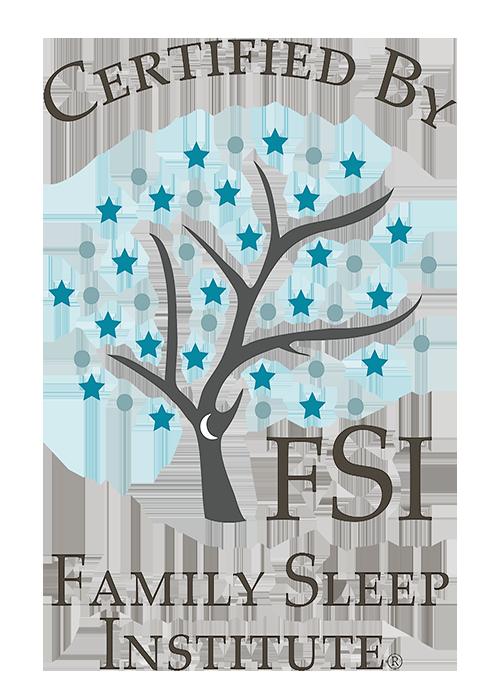 family sleep institute certification logo