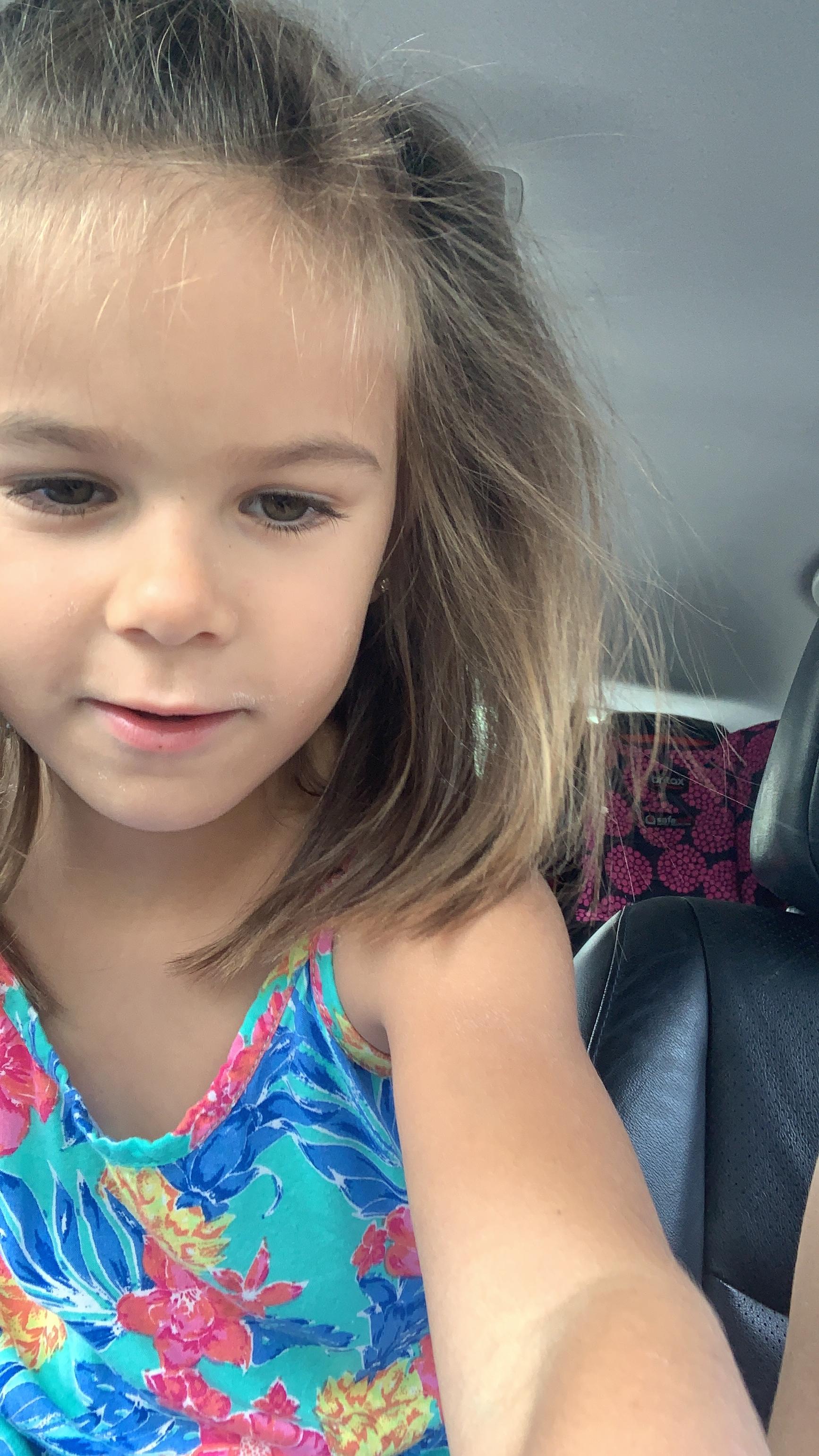 Lilli selfie